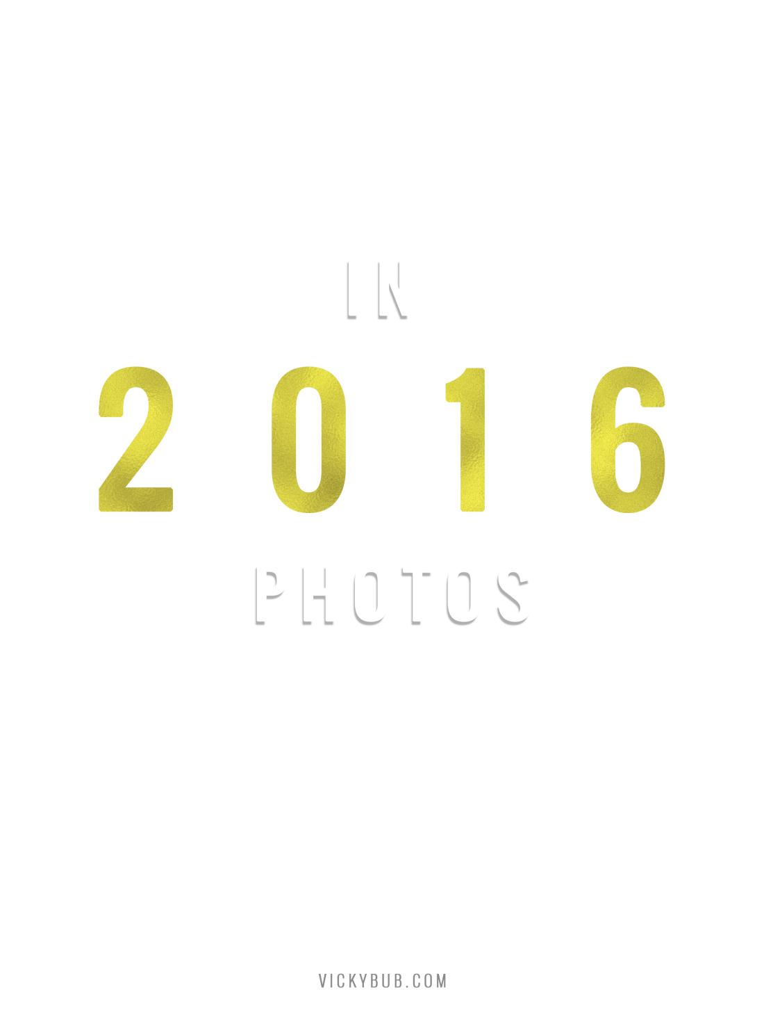 2016 in photos